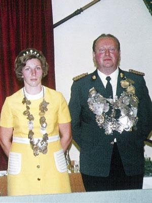Werner Pilgrim und Helga Gravemann