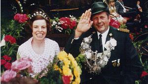 Friedrich Niemann und Anneliese Bracksiek