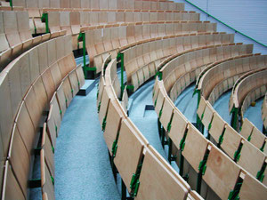 University Kaiserslautern - Auditorium