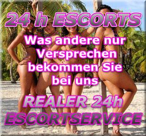 24h Escortservice , Escorts für Urlaub