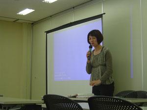 NPO法人塩谷町旧熊ノ木小学校管理組合 事務局長 加納麻紀子