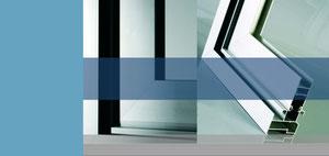 Corredera de aluminio sin rotura de puente térmico
