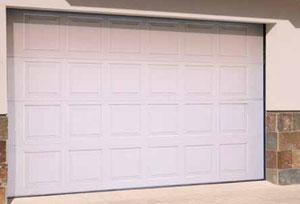 Puerta seccional garaje