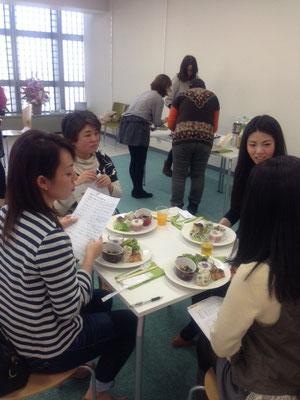 女性起業家ランチ交流会