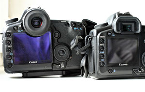 Canon EOS 5D vs EOS 5D mark II