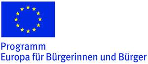 Mit Unterstützung des Programms Europa für Bürgerinnen und Bürger der Europäischen Union