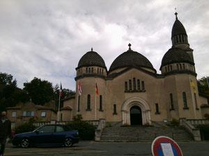 Kirchlein von Ribérac