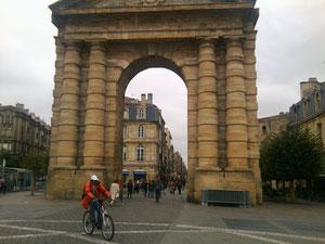 Pforte von Bordeaux