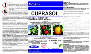 Clic en la imagen para ver etiqueta del producto.