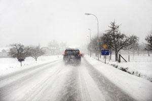 Untersiggenthal im Winter