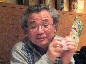 浜田寿美男さん
