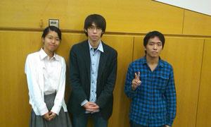 JDA秋季大会。残ったメンバーで撮りました。