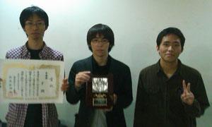 全日本学生大会。準優勝する事ができました!