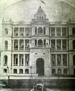 Hongkong, 1900, Jackson Era.