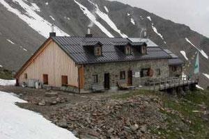 Kaunergrathütte (2817 m)