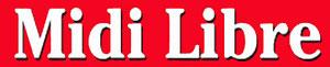 """""""Clic"""" sur le logo pour accéder à la page Midi Libre"""