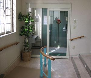 みやもと眼科医院 玄関