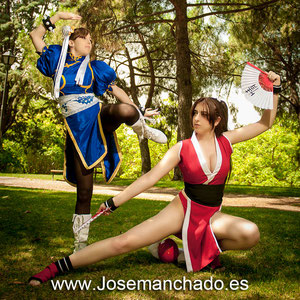 may cosplay, chun li cosplay, street fighter cosplay, vir chan cosplay, lirin cosplay