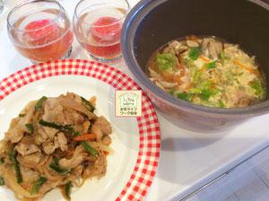 大阪兵庫で家事代行サービスの夕食作りでこんにゃくチャプチェ