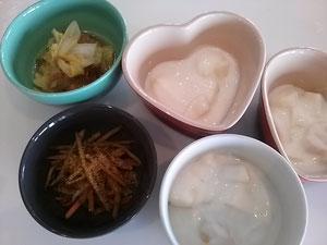大阪兵庫で家事代行サービスの食事作りの朝食でマンゴーヨーグルト