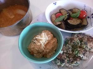 大阪兵庫で家事代行サービスの夕食作りで鶏肉の餃子