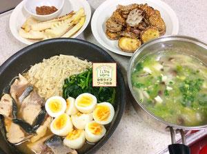 大阪兵庫で家事代行サービスで食事作り家政婦夕食作りでブリの煮付け
