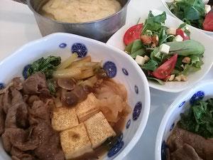大阪兵庫で家事代行サービスの夕食作りで牛肉