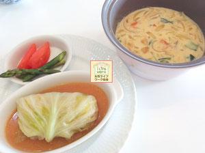 大阪兵庫で家事代行サービスの夕食作りでロールキャベツ