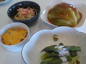 大阪兵庫で家事代行サービスの夕食作りでキャベツのマグ蒸し