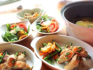 大阪兵庫で家事代行サービスの夕食作りで酢豚