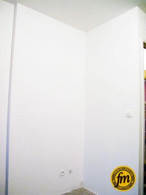 Niche murale pour téléviseur