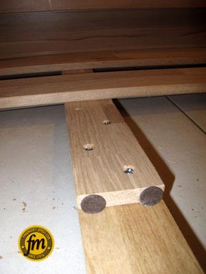 Fabrication tête de lit sur mesure