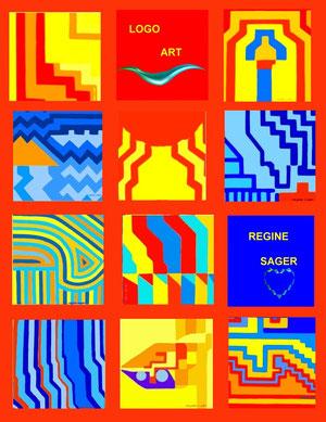 Logoart - Regine Sager-Buschek