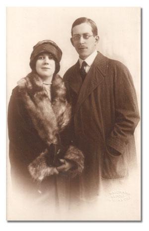 Constantin and Alina Kogevin