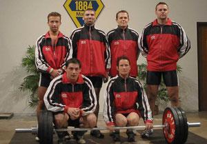 Erste Mannschaft 2003