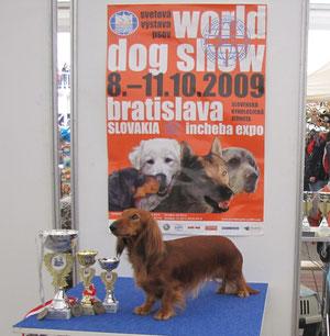 Fenja WUT Bratislava 2009