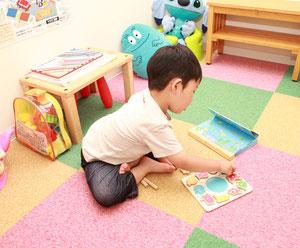 安心の小児はり治療