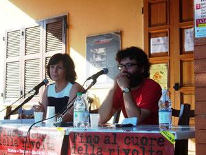 Rossella Cantoni, Alessio Giannanti