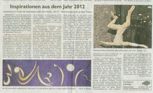 Hersbrucker Zeitung Januar 2013