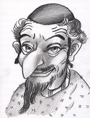 Гершеле Острополер
