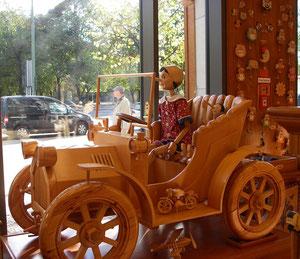 магазин семейства Бартолучи в Берлине