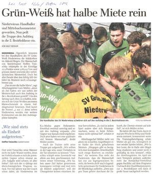 Freie Presse Ostern 2012