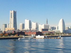 横浜・おおさんばしからの写真