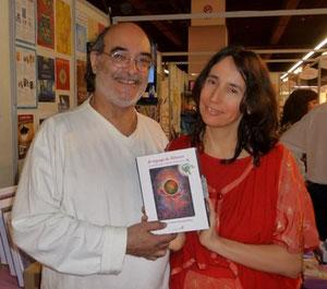 Myrrha et Samuel au salon ZEN, Paris 2012