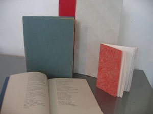 chapbooks and invitations
