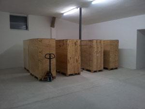 Wechselrichter Lager