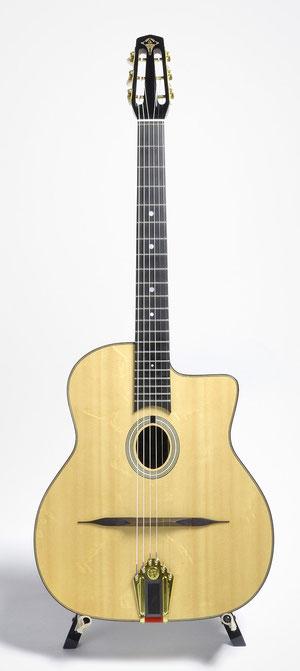 A.T.guitars製 セルマータイプ