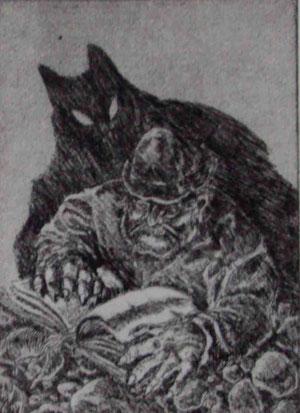 une odeur de loup-Claude Seignolle