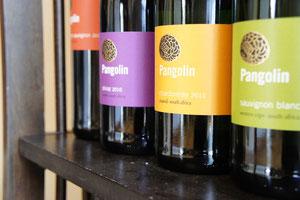 南アフリカのコスパワイン「パンゴリン」
