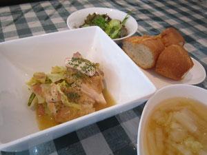 豚肉と白菜の合せ煮